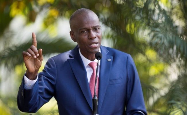 President Jovenel Moise Killed In Attack At His Residence ...